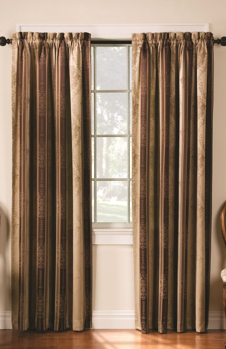 Curtain pair overstock shopping great deals on lights out curtains - Tuscan Thermal Backed Blackout Curtain Panel Pair Overstock Shopping Great Deals On Curtains