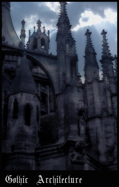 Gothic Architecture By NymeriaVonHermoder On DeviantArt