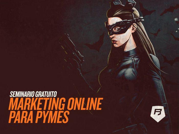 EL MEJOR #SEMINARIO #GRATUITO! Para #pymes y #startup Inscríbete aquí ➠ http://www.rebeldesmarketingonline.com/webinar/landing_PyS_media.html?utm_source=R%E2%80%A6