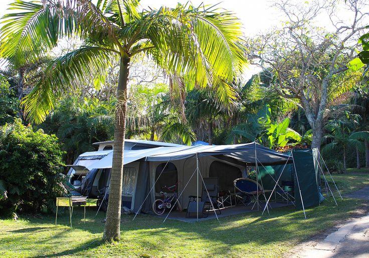 Dolphin Holiday Resort Ballito | Gallery of Caravan Park Accommodation,KwaZulu-Natal North Coast,S.A.