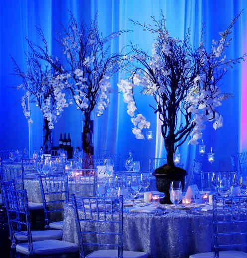 Royal Blue And Gold Wedding Decorations: 17 Best Ideas About Royal Blue Centerpieces On Pinterest