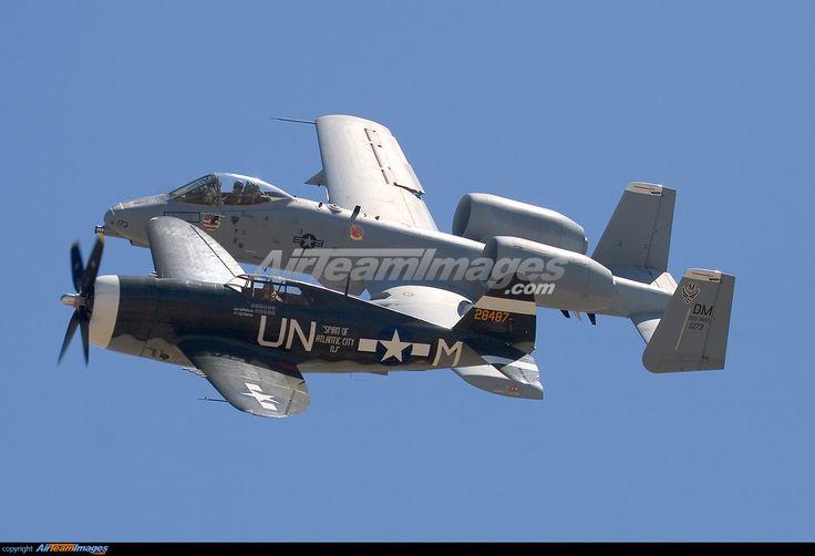 A10 Thunderbolt II By Fairchild Republic  Military Machine