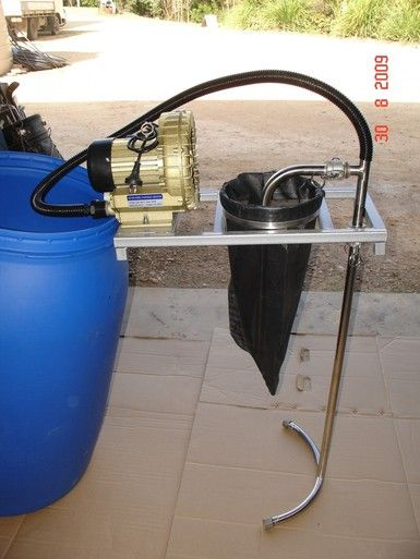 BioVital 200 Compost tea brewing starter kit Price : AU$328.90 (inc GST) AU$299.00 (exc GST)