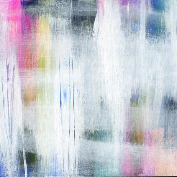 #100Days Of Painting 02/100 - acrylic on birch panel, 12x12.