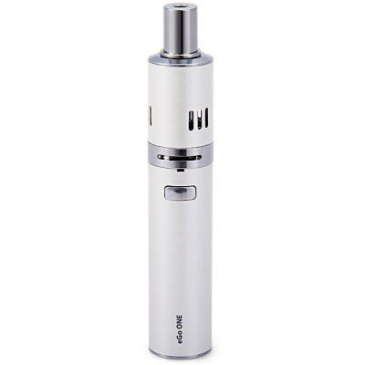 As a beginner you want a vaping device that is easy to use and that will give you a vaping experience that is better than satisfactory. Why not start with the Joyetech Ego One Starter Kit? It is a simple device that delivers top results. Featuring 2 different coils and a couple of interchangeable ba