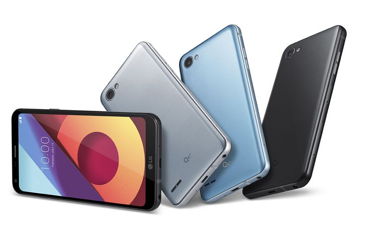"LG has introduced the LG Q6, Q6+ and Q6a with the Full Vision"" display and Snapdragon 435 processor"