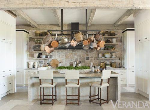 Kitchen via Veranda