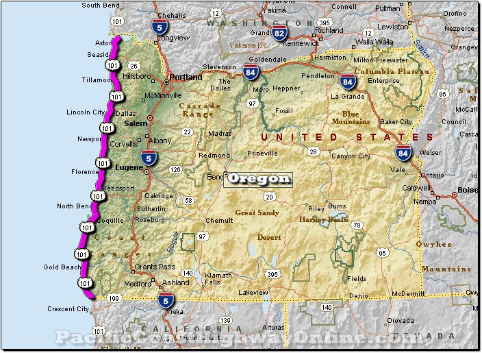 Best 25 Oregon map ideas on Pinterest Oregon coast roadtrip