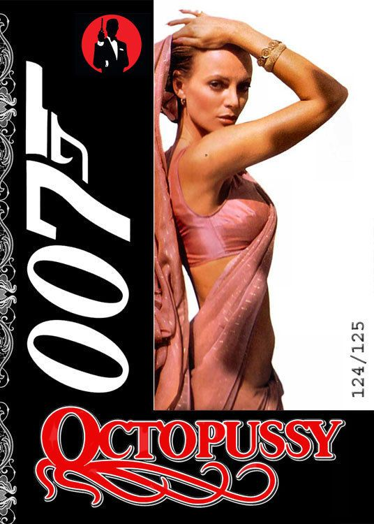 James Bond 007 Bond Girls Kristina Wayborn - Press Proof Cards Grade it! MINT124