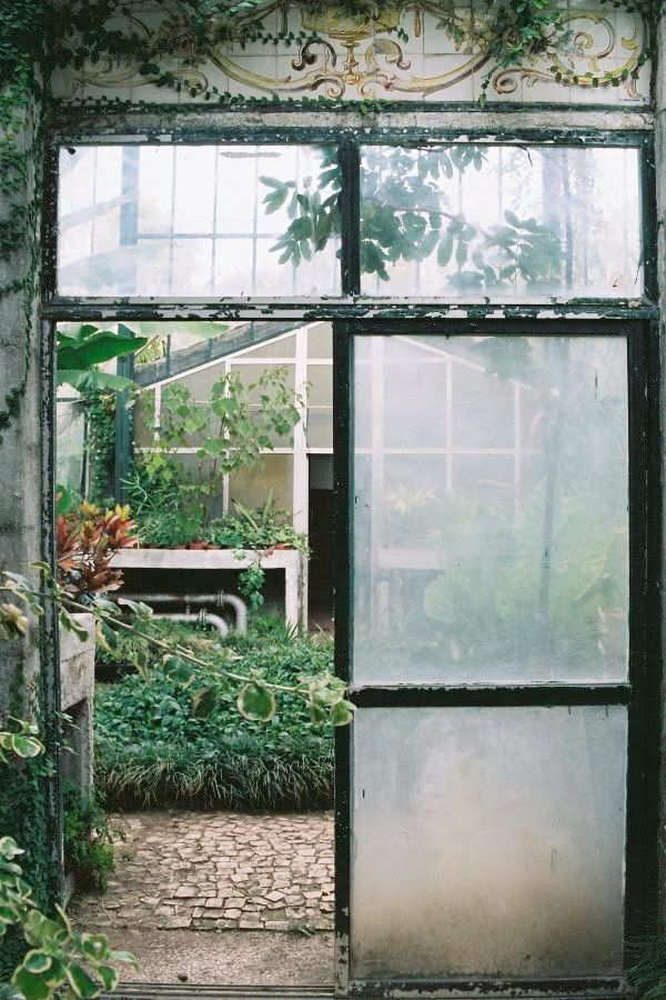 25 amazing greenhouses (warning for the summer lovely pictures) - Comfortable home
