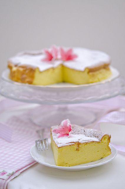japanese cotton cheesecake | Flickr - Photo Sharing!