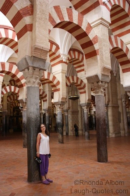 The Mosque–Cathedral of Córdoba, also called La Mezquita is one of the most stunning buildings I have ever had the privilege to photograph.  Córdoba, Spain