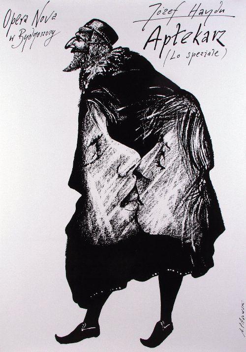 By Andrzej Pagowski, 1 9 9 3, Joseph Haydn, Lo Speciale / Aptekarz.