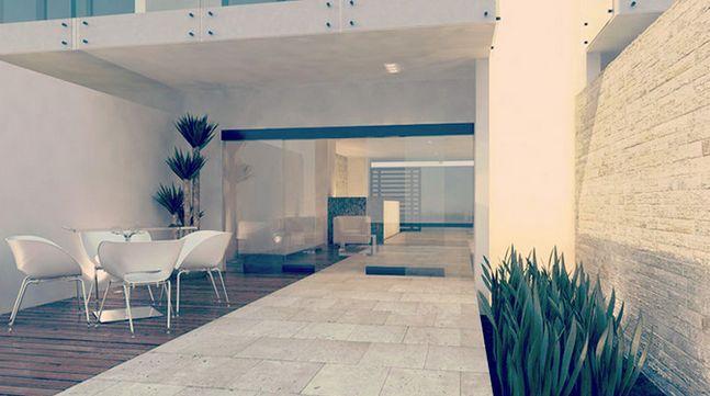 Departamentos de lujo en exclusivas zonas residenciales de Playa del Carmen.