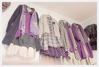 "Lagenlook Patterns | to highlight our layering of clothes to achieve the popular ""lagenlook ..."
