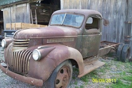 1941 Chevy 1 1/2 Ton - Chevrolet - Chevy Trucks for Sale   Old ...