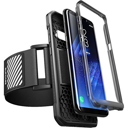 Galaxy S8 Armband, SUPCASE Easy Fitting Sport Running Armband with Premium Flexible Case Combo for Samsung Galaxy S8 2017 Release (Black)  http://topcellulardeals.com/product/galaxy-s8-armband-supcase-easy-fitting-sport-running-armband-with-premium-flexible-case-combo-for-samsung-galaxy-s8-2017-release/?attribute_pa_color=black  Dual-layer design with attachable armband Armband Velcro ensures adjustability Reflective safety strips add functionality for running after dark