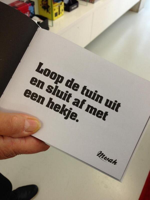 Mwah.nl teksten