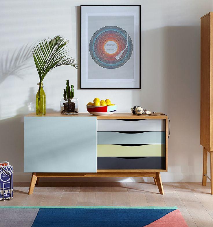 25+ best ideas about buffet contemporain on pinterest | habiller ... - Meubles Contemporains Classic Design Italia