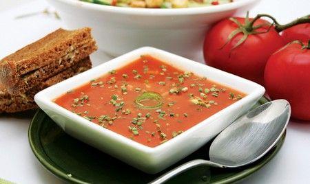 Супы с овощами - самое то
