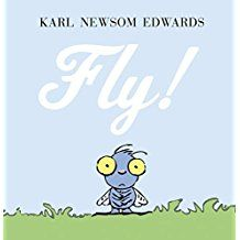 """Practice thinking about verbs and exclamation marks with this adorable picture book about animal movements. Each page shows an animal moving with one word that describes how they move. For example, a grasshopper """"jumps"""" on one page with the words """"JUMP! JUMP!"""". The fly on the cover of the book tries to move like all of the other animals until he finds that he can """"Fly!"""". There is a visual glossary at the end of the story that has a picture of all of the animals in the book along with an…"""