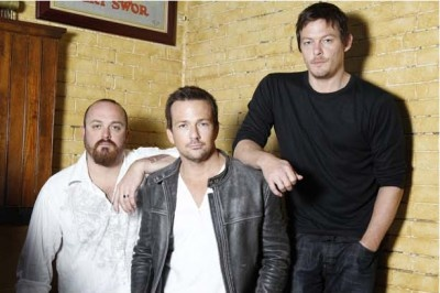 Troy, Sean & Norman :-)