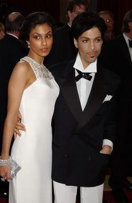 Pix of Prince & girlfriends