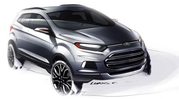 Siempre sentí que a los norteamericanos sólo les preocupaba diseñar vehículos robustos, sin preocuparse por estilo o economía de combustible hasta hoy. Ford sorprende por esta nueva línea de diseño