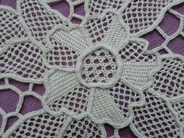 Lace from Turkey