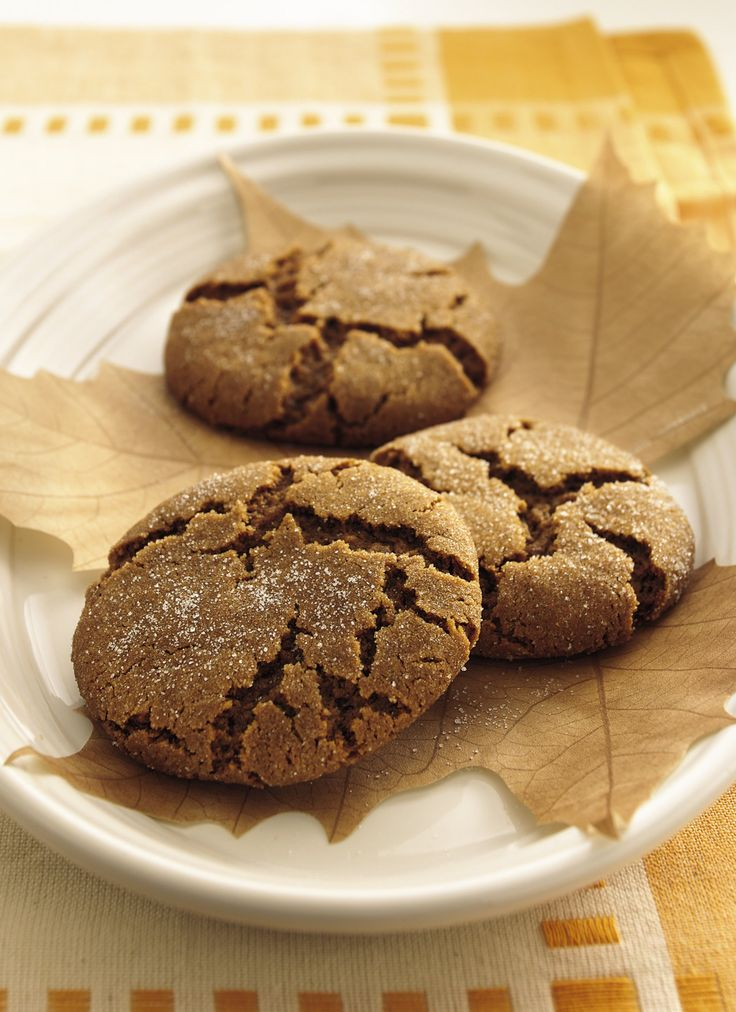 Rekindle childhood memories of soft, chewy molasses cookies when you turn to this holiday favorite! Flavored with molasses, brown sugar and warming spices, this classic recipe belongs in your  baking repertoire.