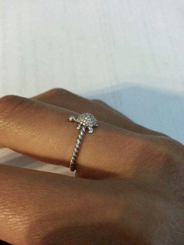 Turtle ring!