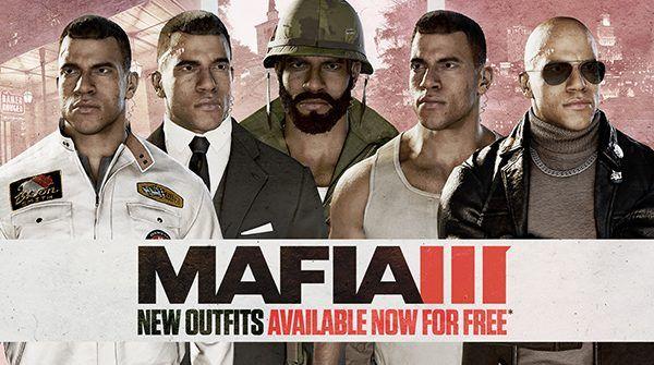 Mafia III – New Free Outfits