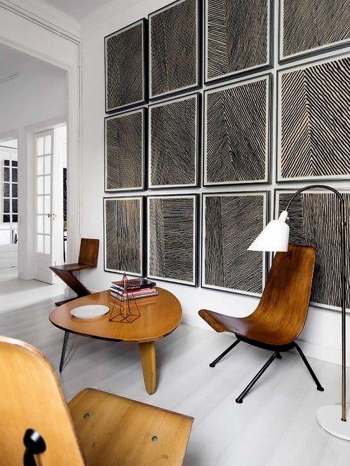 cool art & bent wood