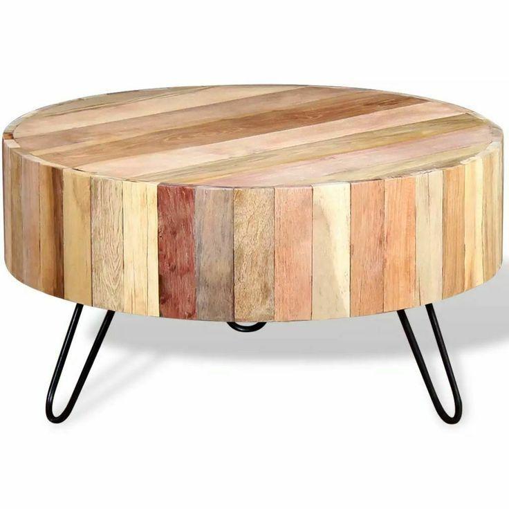 Vidaxl Table Basse Table Basse Mobilier De Salon E Basse De