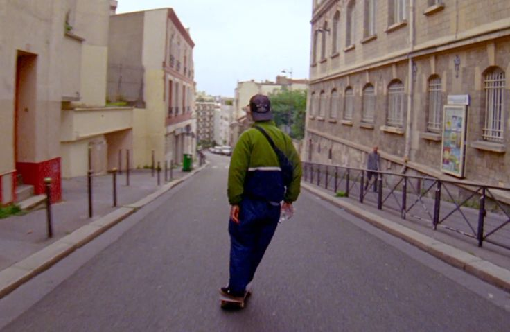 Lèo Valls skatings with his adventure best friends, the #DC Shoes Trase TX.