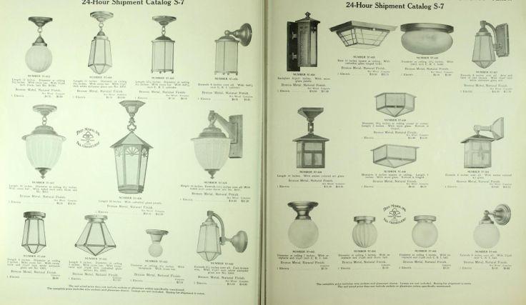 Beardslee Of Chicago 24 Hour Ship Catalog Circa 1925