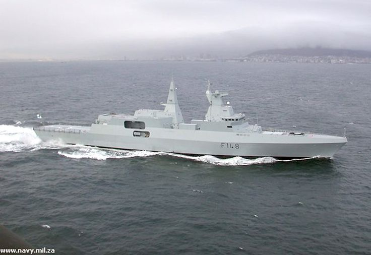 Picture of the SAS Mendi (F148)The SAS Mendi F148 corvette is the last of the Valour-class vessels to be procured by the South African Navy.