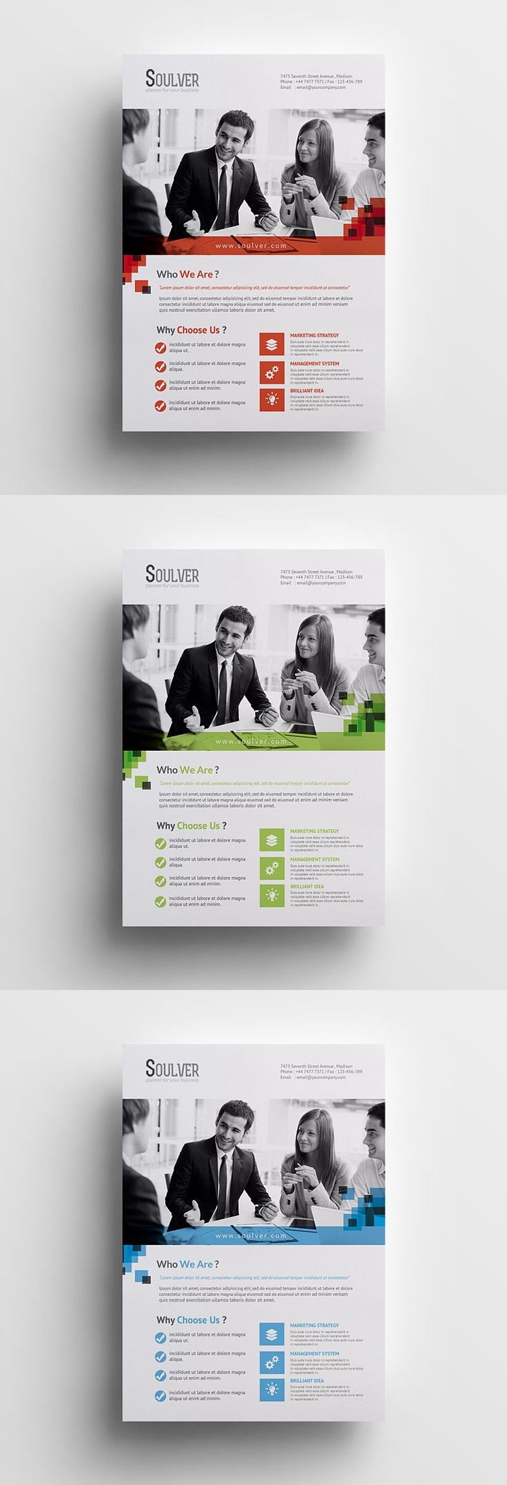 Best 25 Business flyer ideas – Flyers and Brochures Templates