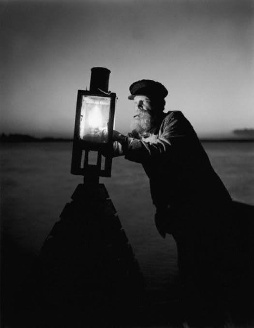 Storm lantern inspiration // Old photo //