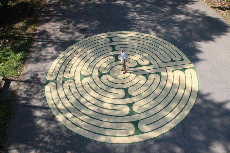 Také Třinec už má labyrint | iHorizont