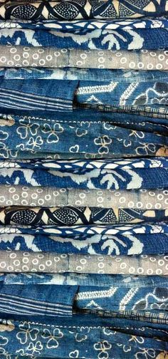 See the World Through Pattern and Colour, indigo  garoopatternandcolour