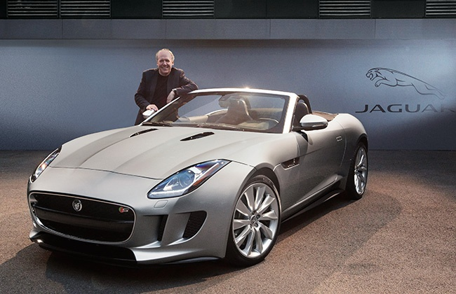 Jaguar F-Type Wins The 2013 World Car Design of The Year