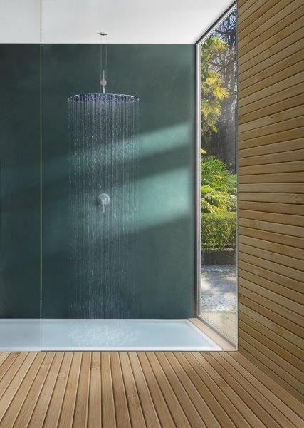 Big Rain shower heads by Tender Rain. Soffioni doccia Big Rain di Tender Rain. Effcient water technology.