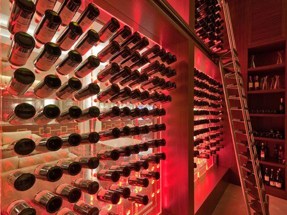 JW Marriott Hotel Ankara / wine storage