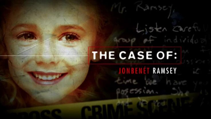 the case of jonbenet ramsey