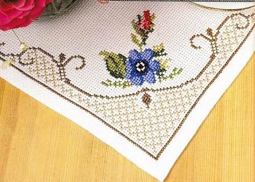 Gallery.ru / Фото #192 - ****toalhas de mesa**** - celita