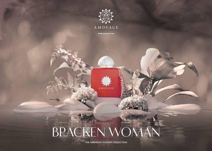 Amouage Bracken Woman - New Fragrance