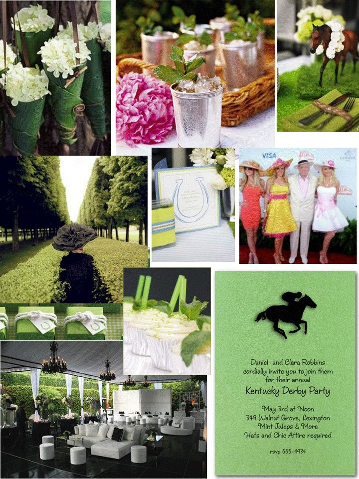 kentucky derby party ideas | rivernorthLove: Kentucky Derby | Kentucky Derby Party Ideas