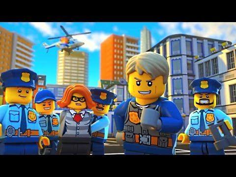 The Lego City Big Chase YoutubeMax Ygf6b7yv