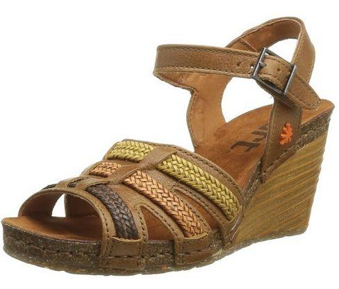 chaussures été pas cher, sandales compensées mode femmes 2015